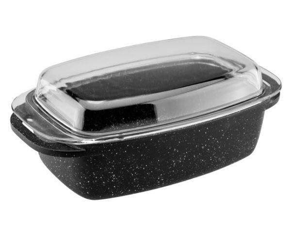 Гусятница Vinzer Premium Granite Induction (5,6 л)